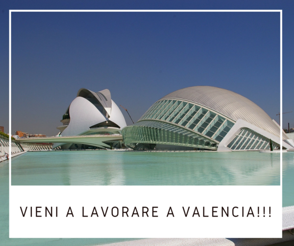 """Package """"Come to work to Valencia"""" with 2 weeks Spanish Course"""